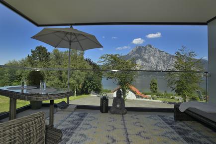 Für 3 Personen: Hübsches Apartment / Ferienwohnung in der Region Traunsee