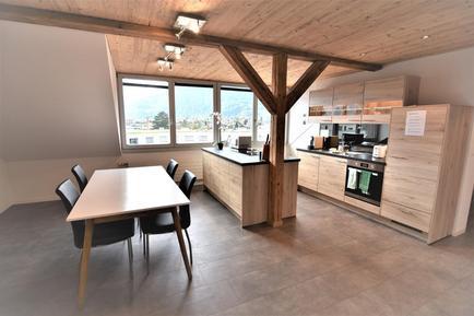 Für 9 Personen: Hübsches Apartment / Ferienwohnung in der Region Interlaken