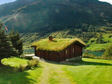 Gemütliches Ferienhaus : Region Nordfjord für 7 Personen