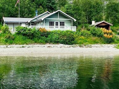 Gemütliches Ferienhaus : Region Boknafjord für 8 Personen
