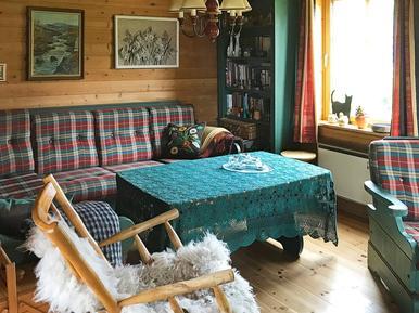 Gemütliches Ferienhaus : Region Finnmark für 6 Personen