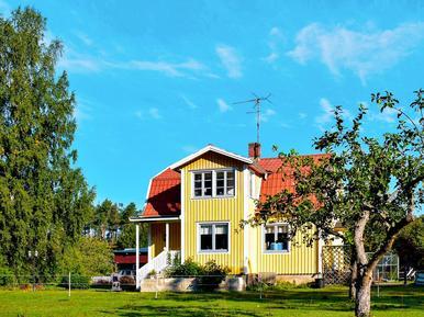 Gemütliches Ferienhaus : Region Öland für 3 Personen