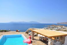 Holiday home 1933857 for 14 persons in Agios Ioannis Diakoftis