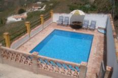 Holiday home 1936368 for 11 persons in Almachar