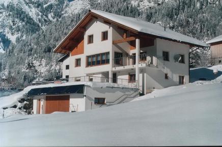 Gemütliches Ferienhaus : Region Vorarlberg für 4 Personen