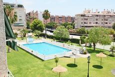 Appartement 1937576 voor 10 personen in Malaga