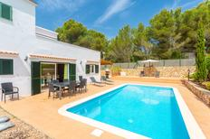 Holiday home 1938046 for 6 persons in Cala Galdana