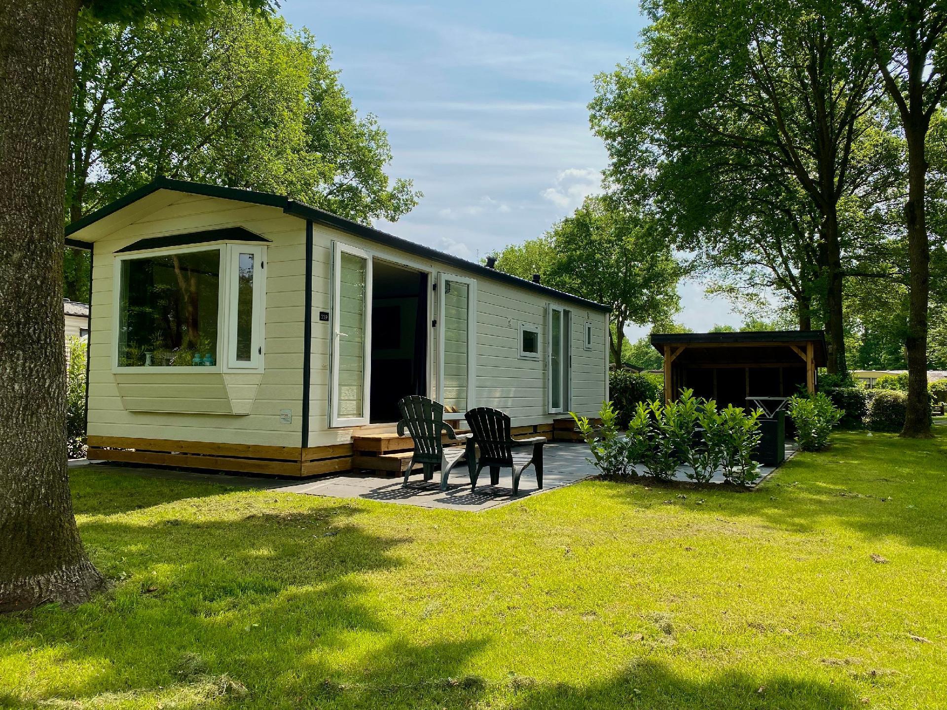 Mobilheim für 4 Personen 1 Kind ca 40 m² in Marienberg Overijssel