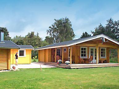 Gemütliches Ferienhaus : Region Lolland für 7 Personen