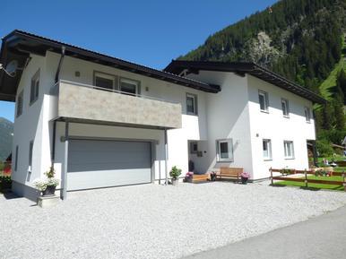 Für 8 Personen: Hübsches Apartment / Ferienwohnung in der Region Partenen