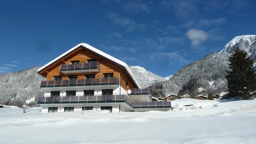 Für 4 Personen: Hübsches Apartment / Ferienwohnung in der Region Sankt Gallenkirch
