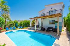 Holiday home 1943294 for 6 persons in Argaka