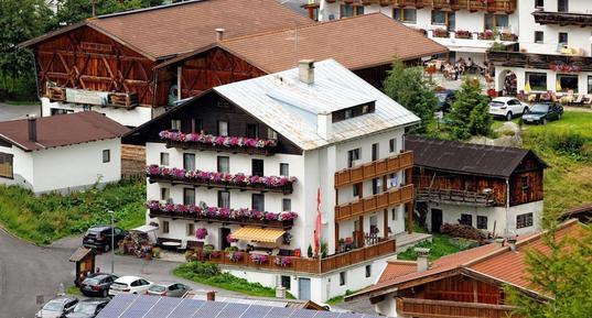 Tirol, Vent Ferienwohnung