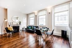 Studio 1946957 for 4 persons in London-City of Westminster