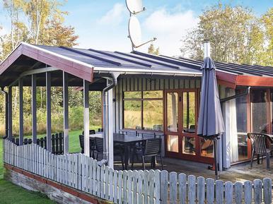 Gemütliches Ferienhaus : Region Limfjord für 10 Personen