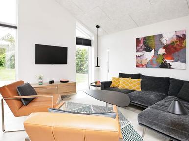 Gemütliches Ferienhaus : Region Jütland für 6 Personen