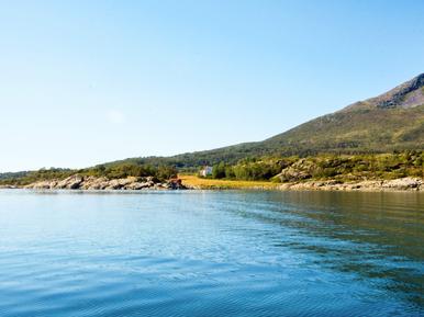Gemütliches Ferienhaus : Region Troms für 7 Personen