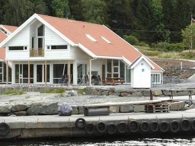 Gemütliches Ferienhaus : Region Boknafjord für 12 Personen