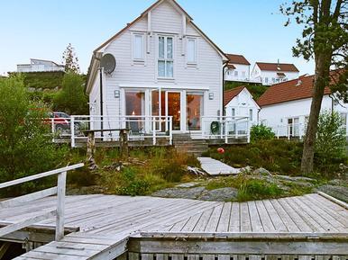 Gemütliches Ferienhaus : Region More und Romsdal für 9 Personen