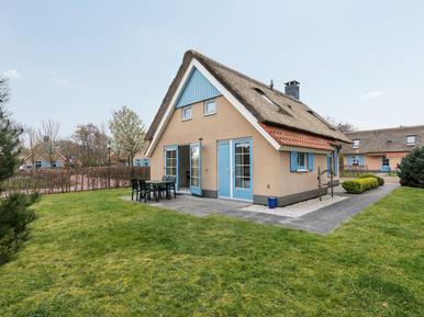 Gemütliches Ferienhaus : Region Waddenzee (Wattenmeer) für 6 Personen
