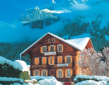 Gemütliches Ferienhaus : Region Wallis für 46 Personen