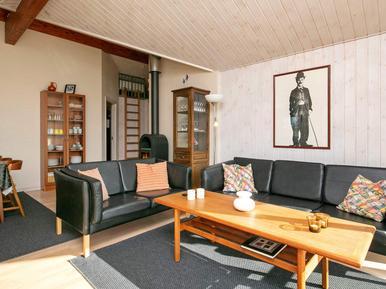Gemütliches Ferienhaus : Region Ostjütland für 8 Personen