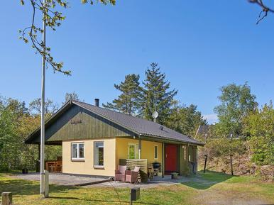 Gemütliches Ferienhaus : Region Bornholm für 6 Personen