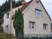Vakantiehuis 2095679 voor 6 personen in Sangerhausen-Wolfsberg