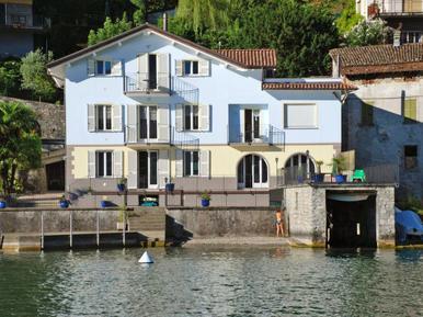 Für 4 Personen: Hübsches Apartment / Ferienwohnung in der Region Luganer See
