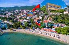 Holiday apartment 210133 for 2 persons in Crikvenica