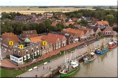Holiday apartment 2102572 for 4 persons in Neuharlingersiel