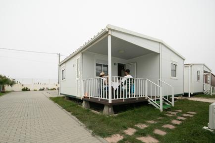Mobilehome : Region Costa de Prata für 4 Personen
