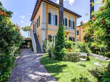 Gemütliches Ferienhaus : Region Pisa für 10 Personen