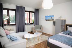 Studio 2105679 pour 3 personnes , Bremerhaven