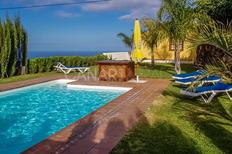 Holiday home 2107253 for 6 persons in Puerto de Tazacorte