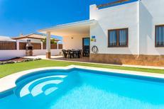 Holiday home 2109137 for 6 persons in Castillo Caleta de Fuste