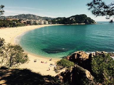 Ferienwohnung, Strand: 350 m