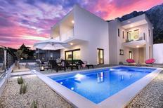 Vakantiehuis 2115864 voor 8 personen in Puharići bij Makarska