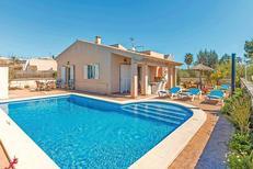 Villa 2116082 per 6 persone in Alcúdia