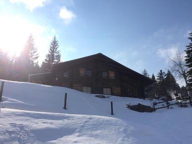 Gemütliches Ferienhaus : Region Grindelwald für 6 Personen