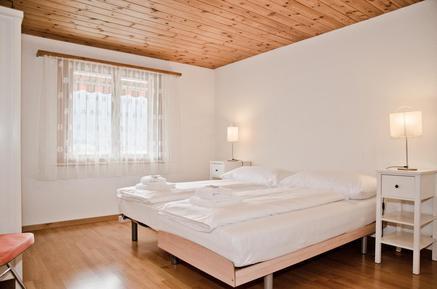 Für 4 Personen: Hübsches Apartment / Ferienwohnung in der Region Goldswil