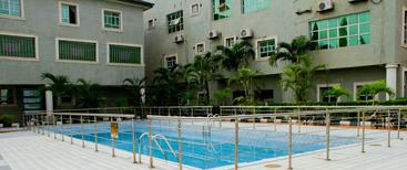Room 2127939 for 2 persons in Abakaliki