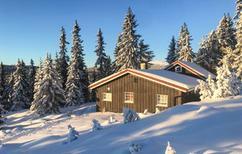 Casa de vacaciones 2128753 para 8 personas en Sjusjøen