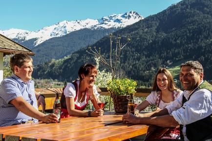 Für 4 Personen: Hübsches Apartment / Ferienwohnung in der Region Gortipohl