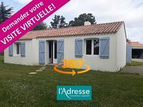 Rekreační dům 2131861 pro 5 osob v Les Moutiers-en-Retz