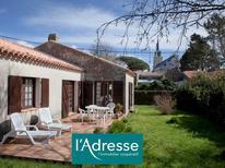 Rekreační dům 2131862 pro 6 osob v Les Moutiers-en-Retz