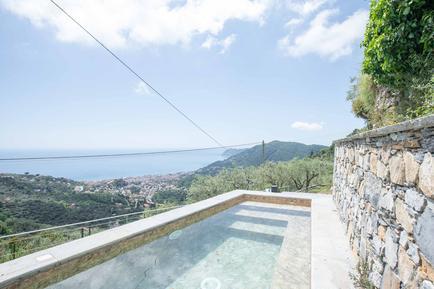 Gemütliches Ferienhaus : Region Ligurien für 6 Personen