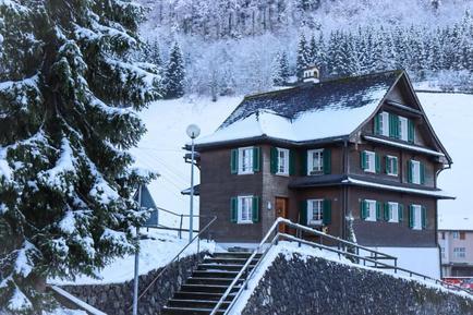 Für 9 Personen: Hübsches Apartment / Ferienwohnung in der Region Zentralschweiz