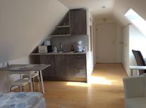 Studio 2133882 for 2 persons in Schwerin