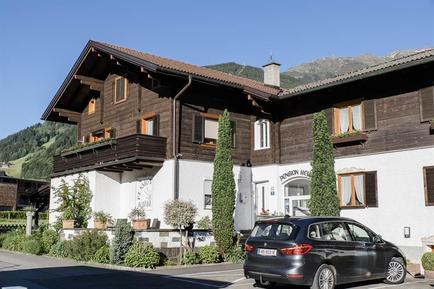 Für 3 Personen: Hübsches Apartment / Ferienwohnung in der Region Schruns